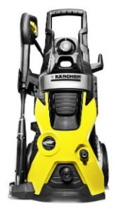 Karcher K5 Electric Power Pressure Washer, Yellow