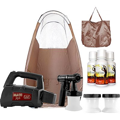 Maxi-Mist Lite Plus HVLP Sunless Spray Tanning KIT