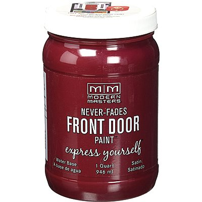 Modern Masters 275268 Satin Front Door Paint