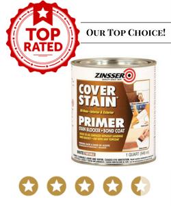 Rust Oleum 03504 Interior/Exterior Oil Primer Cover Stain