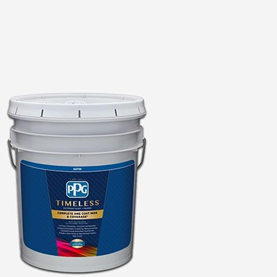 PPG Timeless Pure White with Primer