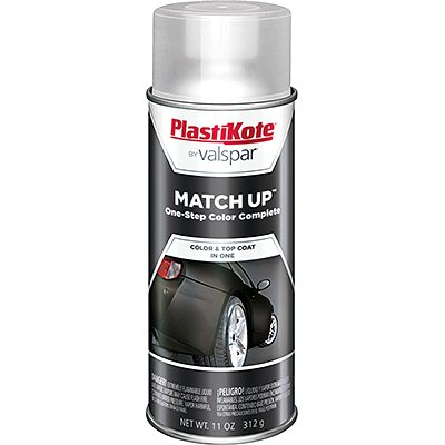 PlastiKote 1003 Universal Flat Black Automotive Touch-Up Paint