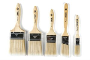 Presa Premium Paint Brushes Set 5 Piece