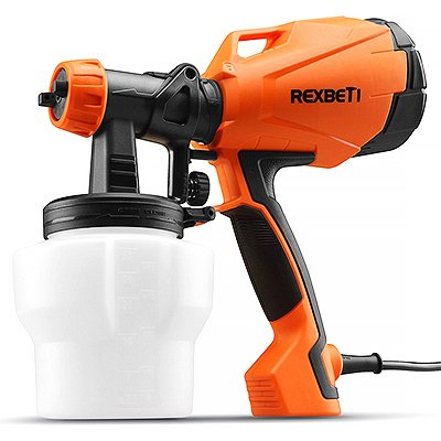 RexBeti Paint Sprayer - HVLP Spray Gun Power Painter