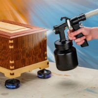 Rockler HVLP Spray Gun
