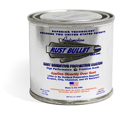 Rust Bullet RBA49 Automotive Rust Inhibitor Paint