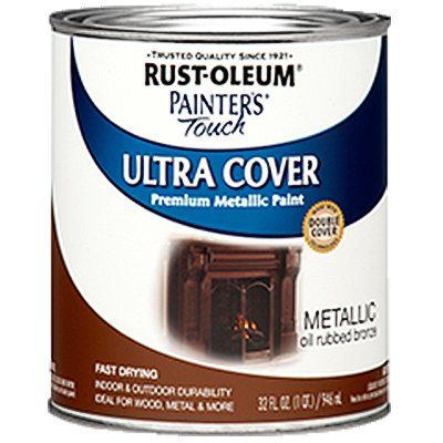 Rust-Oleum 254101 Painters Touch Quart Oil Based