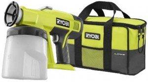 Ryobi P630 One+ 18V Cordless Power Paint Sprayer