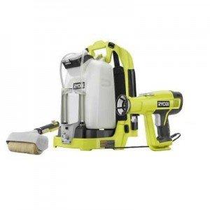 Ryobi P635 One+ 18V Cordless Backpack Power Paint Sprayer