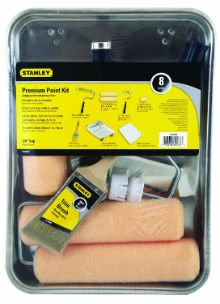 Stanley PTST03508 Premium Paint Kit, 8-Piece