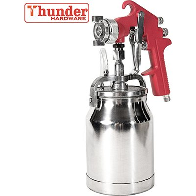 Thunder Hardware 4001J 34 oz Siphon Feed Spray Gun