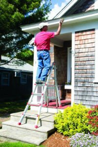 Best Telescoping Ladder Paint High Ceilings Paint