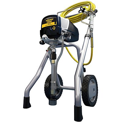 Wagner 9155 3000 PSI Airless Twin Stroke Piston Pump Paint Sprayer