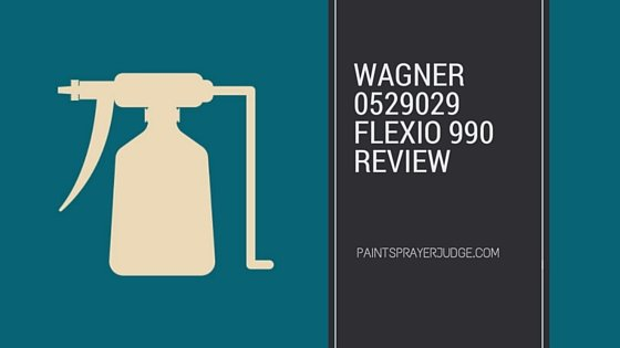 Wagner Flexio 990 Review