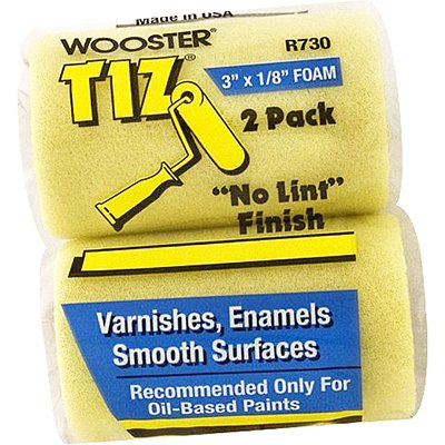Wooster Brush R730-3 Tiz Foam Roller Cover
