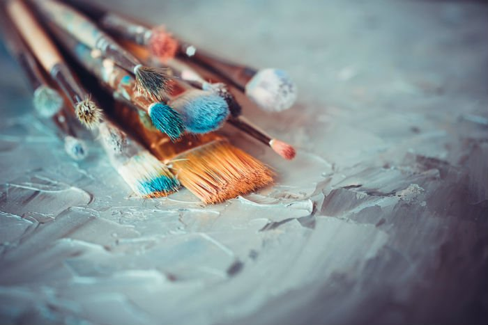 best paint brushes for acrylic