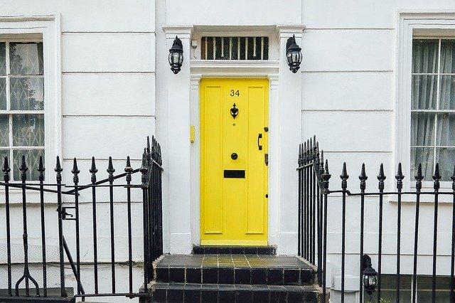 door entrance