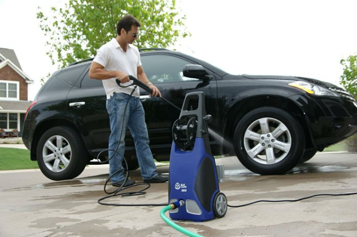 best pressure washer for cars